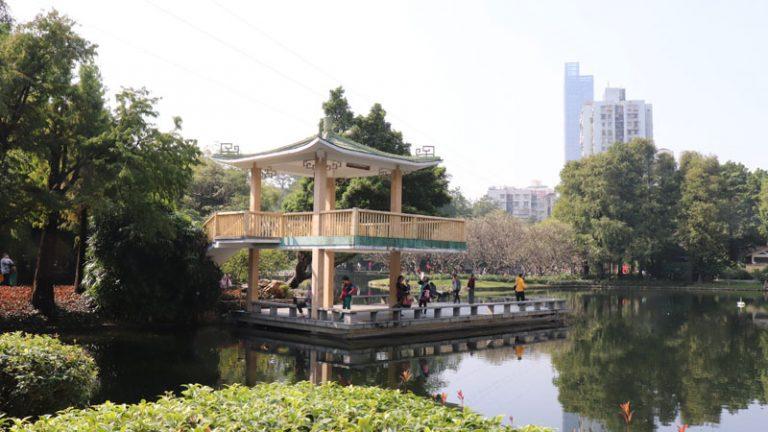 Guangzhou - villes chinoises