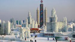 harbin sport d'hiver chine