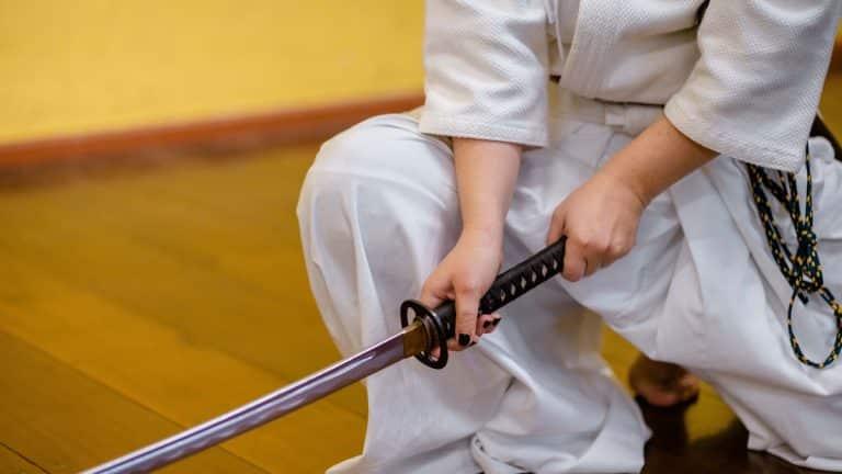 choisir un katana